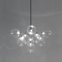 Cluster pendant 11 | Suspended lights | HARCO LOOR