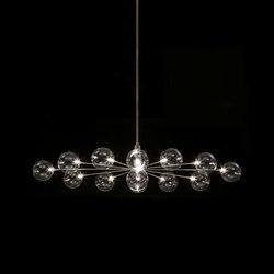 Cluster – Oval pendant 13 | Illuminazione generale | HARCO LOOR