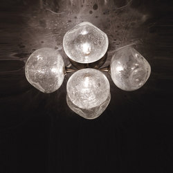 Meteor ceiling-/wall lamp 5 | General lighting | HARCO LOOR