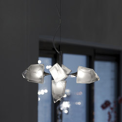 Rock pendant 5 | Suspended lights | HARCO LOOR