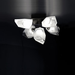 Rock ceiling-/wall lamp 5 | Iluminación general | HARCO LOOR