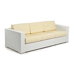 Cora sofa 3p | Sofas de jardin | Varaschin