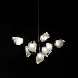Rock pendant 9 | Suspended lights | HARCO LOOR