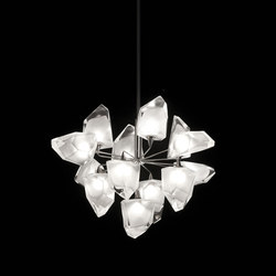 Rock pendant 13 | Suspended lights | HARCO LOOR