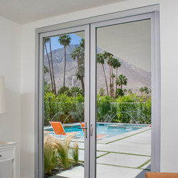 Swing Doors - Aluminum Thermally Controlled | Casita | Glass room doors | LaCantina Doors
