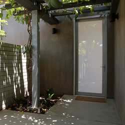 Swing Doors - Aluminum Thermally Controlled | Sheridan | Glass room doors | LaCantina Doors