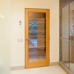 Swing Doors - Wood | BLLC BAV | Glass room doors | LaCantina Doors