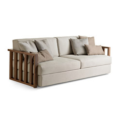 Dorsoduro sofa 3p | Lounge sofas | Varaschin