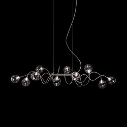 Bubbles Kite – Pendant light 10 | Iluminación general | HARCO LOOR