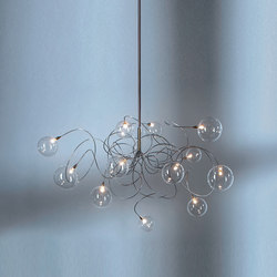 Bubbles pendant light 12 | Suspended lights | HARCO LOOR