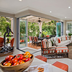 Zero Post Corners | Orchard Hills | Patio doors | LaCantina Doors