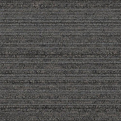 Silver Linings SL910 graphite | Carpet tiles | Interface