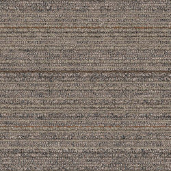 Silver Linings SL920 taupe line | Dalles de moquette | Interface