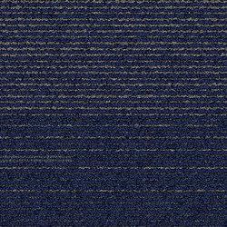 Silver Linings SL930 navy fade | Dalles de moquette | Interface