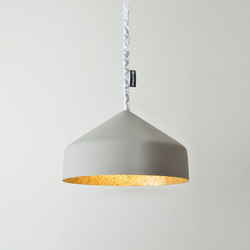 Cyrcus cemento gold | Suspended lights | IN-ES.ARTDESIGN