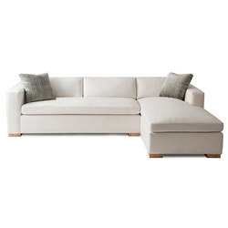 Style 107 Sectional | Sofás | Avery Boardman