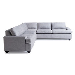 Style 131 Sectional | Divani | Avery Boardman