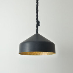 Cyrcus lavagna gold | Suspended lights | IN-ES.ARTDESIGN