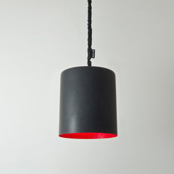 Bin lavagna red | General lighting | IN-ES.ARTDESIGN