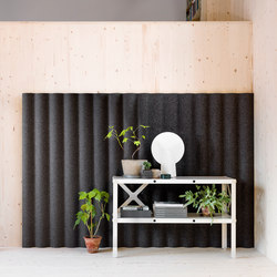 Scala | Sound absorbing fabric systems | Abstracta