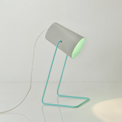 Paint T cemento turquoise | General lighting | IN-ES.ARTDESIGN