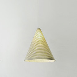 Jazz stripe gelb | Suspended lights | IN-ES.ARTDESIGN