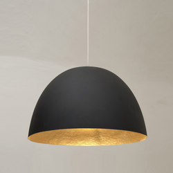 H2O black/gold | Suspended lights | IN-ES.ARTDESIGN