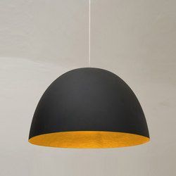 H2O noir/orange | Suspensions | IN-ES.ARTDESIGN