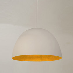 H2O blanc/orange | Suspensions | IN-ES.ARTDESIGN