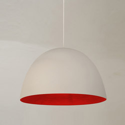H2O blanc/rouge | Suspensions | IN-ES.ARTDESIGN