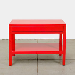Lacquer End Table | Side tables | Cliff Young