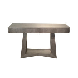 Cubisto Console | Console tables | Cliff Young