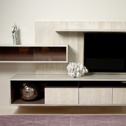 New Duo Note Entertainment Unit | Wall storage systems | Cliff Young