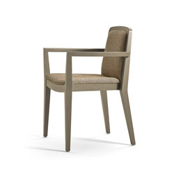 Sidney armchair | Visitors chairs / Side chairs | Varaschin