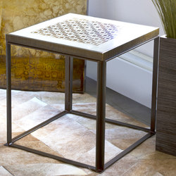 Polished Concrete End Table | Side tables | Cliff Young