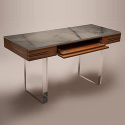 Acrylic Desk | Desks | Cliff Young