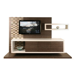 DuoNoté Entertainment Unit | Wall storage systems | Cliff Young