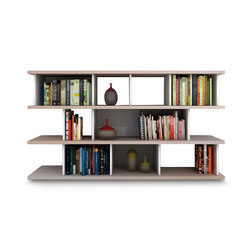 Domino Libreria | Office shelving systems | Zalf