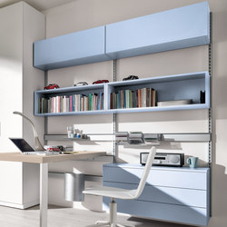 Boiserie Pica' Minus | Storage furniture | Zalf