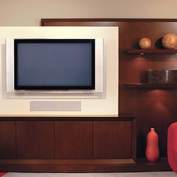Duo Entertainment Unit | Wall storage systems | Cliff Young