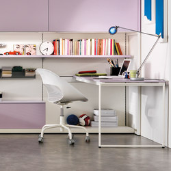 Boiserie Pica' | Kids storage furniture | Zalf