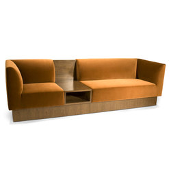 Le Monde Sofa | Sofás lounge | Cliff Young