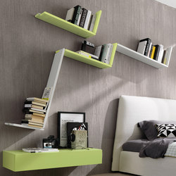 Zedline | Office shelving systems | Zalf