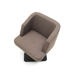 Vendome lounge chair | Conference chairs | Varaschin