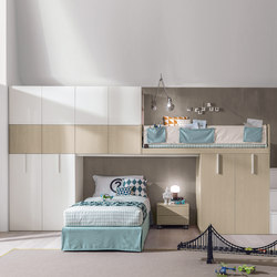 Z321 Monopoli | Kids storage furniture | Zalf