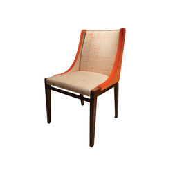 Preston low back chair | Sedie ristorante | Cliff Young