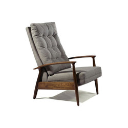Vice Reclining Chair | Armchairs | Cliff Young