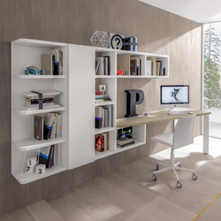 Link System | Kids storage furniture | Zalf