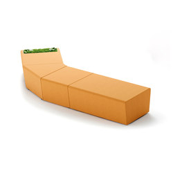 Mendi | Waiting area benches | Sokoa