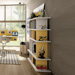 Z478 Domino | Kids storage furniture | Zalf
